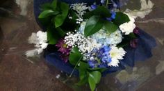 English Garden Bouquet - Winter 2014