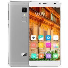 Smartphone Sans Bords de 5.2 ELEPHONE S3 (FHD 3gb RAM Android 6 Empreinte Digitale) à 136 Bonjour  Vente flash sur ce SmartphoneELEPHONE S3 sans bordsqui est proposé à136.  En image comme sur le papier il fait vraiment envie voyez vous même !  Elephone S3Ecran: 5.2 Bezel-less 2.5D Arc FHD Incell Screen  CPU: MTK6753 64bit Octa Core 1.3GHz  System: Android 6.0  RAM  ROM: 3GB RAM  16GB ROM. TF card up to 128GB  Camera: 5.0MP OV5670 f2.4 front camera  13.0MP Sony IMX135 f2.2 back camera…