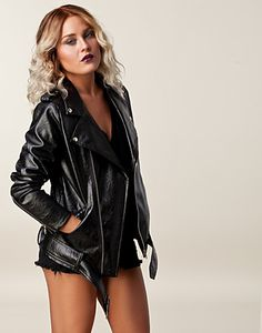 JAKKER - ANGELICA BLICK FOR NLY TREND / ROOKIE JACKET - NELLY.COM