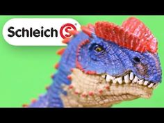 Everything Dinosaur Teams Up with JurassicCollectables.  Great review of the Schleich Dilophosaurus model.