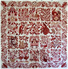 1000 Images About Red Amp White Quilts On Pinterest