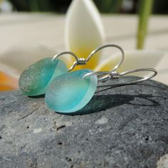 Handmade Sea Glass Jewelry With Sea Glass From Seaham, England   Out Of The Blue Sea Glass Jewelry