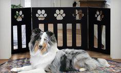 Adjustable Pet Gates