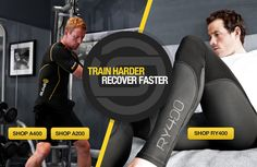 Train Harder, Recover Faster - Skins Performance and Recovery Wear Fast Shop, Train Hard, Push Up, Workout, Recovery, How To Wear, Work Out, Survival Tips, Healing