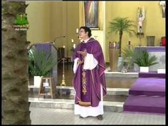 11/05/2014 - Santa Missa - padre Reginaldo Manzotti - Santuário Nossa Se...