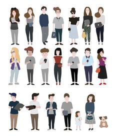 People vector illustrators in 2019 Free Vector Illustration, Free Illustrations, People Illustrations, People Drawings, Illustration Art, Ghibli, Fish Icon, Typical Girl, Free Hand Drawing