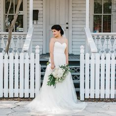 Can we all agree that Kayla makes for the most stunning bride?! She has a beautiful heart that beats strongly for others and can seriously rock a white dress  YGG.