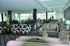 AmaWaterways - Panoramic Lounge aboard AmaBella
