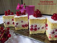 süti tejbegrízből - nem is gondolnád, mi mindenre használhatod! Hungarian Cake, Hungarian Recipes, Fruit Recipes, Cookie Recipes, Sweet And Salty, Vanilla Cake, Cheesecake, Food And Drink, Sweets