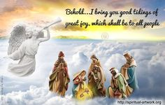 photos and quotes of jesus birth | 127 Baby Jesus Christ Behold I bring you good tidings of great joy1 ...