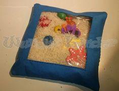 Ich habe für meine Kinder ein kleines Entdeckerkissen genäht und da die Resonanz auf das Kissen nicht nur von den Kindern sehr positiv war,...