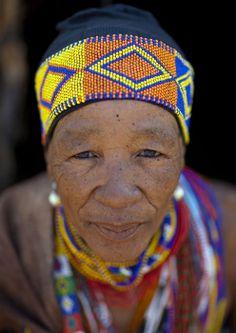 Africa | Elderely San women in Namibia | ©Eric Lafforgue