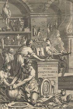 De re coquinaria di Marco Gavio Apicio - Gastronomia in pillole a cura di Luigi Farina