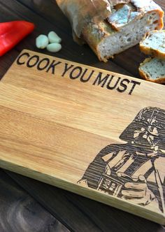 Items similar to Star Wars Cutting board Darth Vader Chopping board Foodie gift Cook gift Kitchen decor Men gift Custom Personalized Mother Gift Idea on Etsy Darth Vader, Wood Projects, Projects To Try, Diary Covers, Gifts For Cooks, Star Wars Gifts, Wood Gifts, Easter Gift, Halloween Gifts