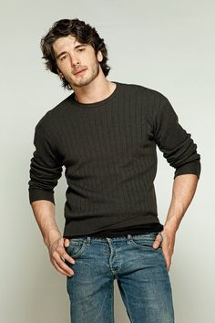 Gotta love a man in jeans! Love this sexy stance! #YonGonzalez