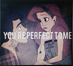 Love is always perfect for someone who's in-love