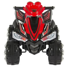 Kid's Electric 4 Wheeler Quad Battery Operated Boy's Powered Outdoor Ride On Car #BestChoice