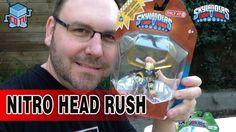 Skylanders NITRO Head Rush Figure #Skylanders #Collecting #Toys