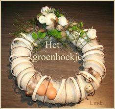 Bij het groenhoekje kan je workshops volgen rond bloemschikken of eventueel een bloemstukje op bestelling laten maken.