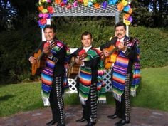 Trio Sol De Mexico-San Jose, California:  2011 Rising Star Award for Top Mariachi Band