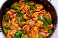 Un piatto d'ispirazione thailandese, esotico, profumato di spezie e vivace? ecco i gamberi piccanti al cocco e curry, deliziosi!