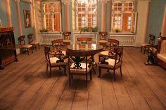 Salonik I piętro Dining Table, Furniture, Home Decor, Decoration Home, Room Decor, Dinner Table, Home Furnishings, Dining Room Table, Home Interior Design