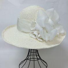 summer hat   my handmade( ᐛ )و