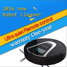 Eworld Smart Dry and Wet Mop Robot Vacuum Cleaner for Home , Auto Charge,HEPA Filter,Sensor,Household Cleaning