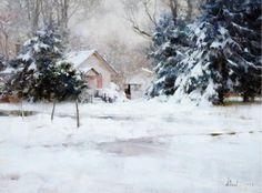 Richard Schmid Fort Collins Winter