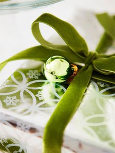 Green Christmas Decorations - Ideas for Lime Green Christmas Decorations - Good Housekeeping