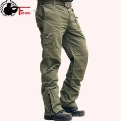 Cheap cargo pants for men, Buy Quality tactical pants directly from China cargo pants Suppliers: Tactical Pant 101 Airborne Jeans Casual Plus Size Cotton Breathable Multi Pocket Military Army Camouflage Cargo Pants For Men Army Pants, Military Pants, Military Army, Military Style, Army Style, Camouflage Cargo Pants, Army Camouflage, Camouflage Clothing, Mens Cargo
