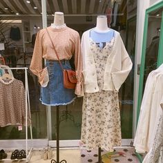 Tiffani Roolia Korean Outfits, Trendy Outfits, Cool Outfits, Modest Fashion, Girl Fashion, Fashion Outfits, Womens Fashion, Korea Street Style, Drawing Clothes