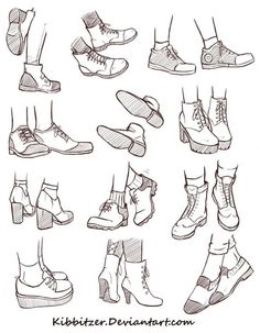 Drawing anime clothes hair 32 ideas for 2019 Drawing Anime Clothes, Drawing Hair, Manga Drawing, Drawing Of Shoes, Drawings Of Clothes, Drawing Reference Poses, Drawing Poses, Drawing Tips, Drawing Ideas