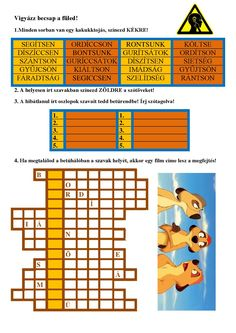 Játèk tanuláshoz 2 In, Grammar, Periodic Table, Teacher, Learning, School, Children, Young Children, Periodic Table Chart