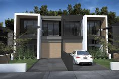 1000 images about arkhaus on pinterest duplex design for Dual occupancy home designs sydney