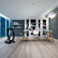 Estudios y oficinas de estilo moderno por Millimeter Interior Design Limited