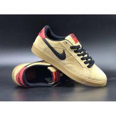 Cheap 2017 Nike SB Dunk Low Jordan Shoes Men Yellow Black Red Sale