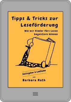 Ratgeber, um Kinder zum Lesen zu bringen / Gratis lesen bei KU Workshop, Tricks, Blog, Material, Learn To Read, Kindergarten, Atelier