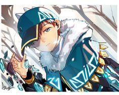 Boboiboy Anime, Hot Anime Boy, Anime Love, Anime Guys, Cartoon Icons, Cartoon Movies, Cartoon Art, Anime Galaxy, Boboiboy Galaxy