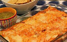turkey enchilada casserole