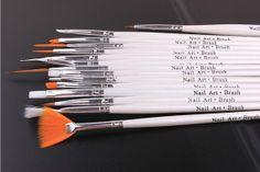 15Pcs 1 piece Nail Art Acrylic UV Gel Design Brush by YYwholesale, $2.19