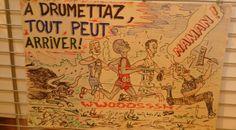 La foulée de Drumettaz-Clarafond. Convivial et Festive!