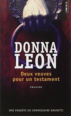 Deux veuves pour un testament de Donna Leon BIBLIO