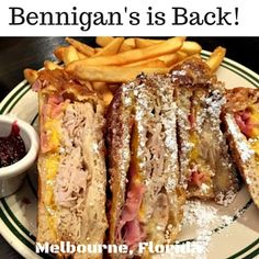 Bennigan�s is Back and Booming in Melbourne, Florida