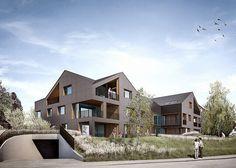 Энергоэффективный дом в Швейцарии