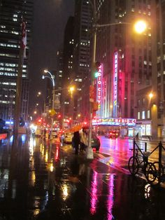 58 Best City Lights Rainy Nights Images In 2013 Rainy