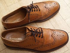 Chester Brogue by Loake