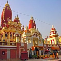 LaxmiNarayan #TemplePedia   LaxmiNarayan Temple is dedicated to #LordVishnu. This temple is also known as the Birla Mandi. LaxmiNarayan usually refers to Vishnu, Preserver in the Trimurti also Known as Narayan, when he is with his consort Lakshmi. Krishna Jayanthi is the important festival of this temple.