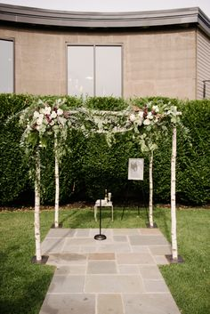 Photography: Brian Hatton Photography - brianhattonweddings.com   Read More on SMP: http://www.stylemepretty.com/2017/01/19/mixing-romance-and-greenery-with-a-stunning-rustic-backdrop/