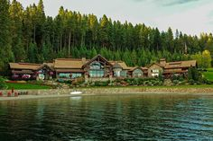 Grandson of William Randolph Hearst Behind Deal for $30 Million Estate on Idaho's Lake Coeur d'Alene
